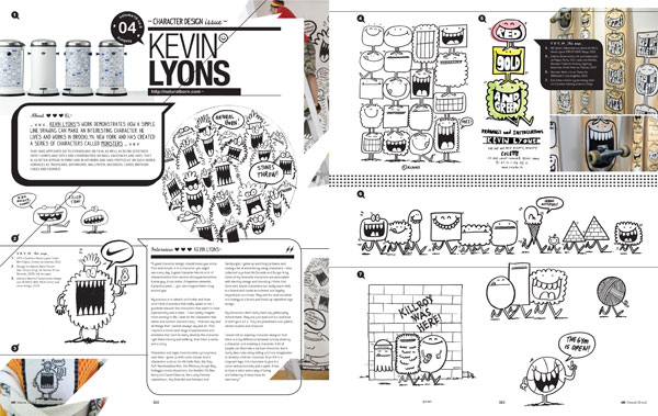 IdN v19n6: Character Design Issue p22-23