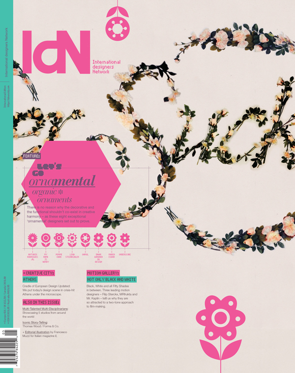 IdN v20n5: Organic Ornaments – Ornamental. Not Supplemental.