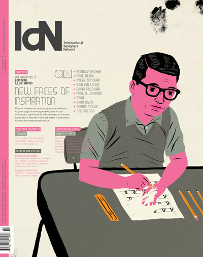 IdN v21n3: Editorial Illustration – New Faces of Inspiration