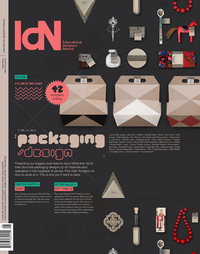IdN v21n6: Packaging Design Issue – It's Love at First Sight!