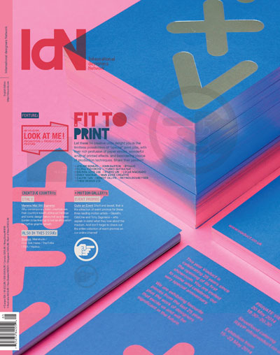 IdN v22n5: Promotion & Production Feature – Long Live Print