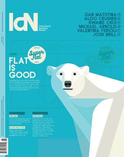 IdN v22n6: SuperFlat – Going Flat Out