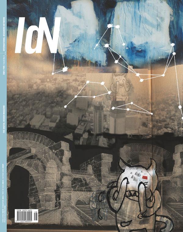 IdN v8n5: Design Illustration Issue – Illuminating the Illustrator's World