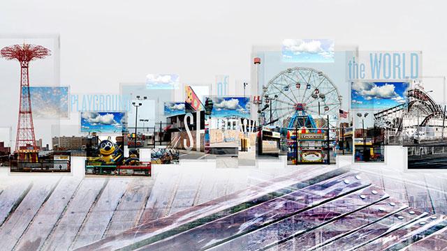 Jeffrey Chong – Coney Island (0:32)