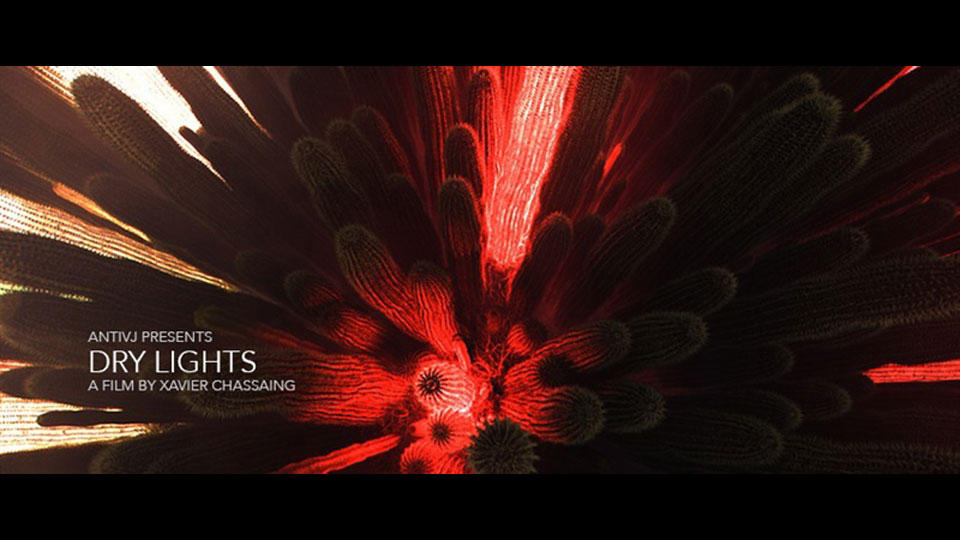 Antivj – 'Dry Lights' by Xavier Chassaing (3:56)