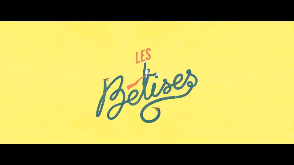 Chic & Artistic – Les Bêtises Opening Title (0:51) #ChicArtistic-LesBetises-Opening.jpg