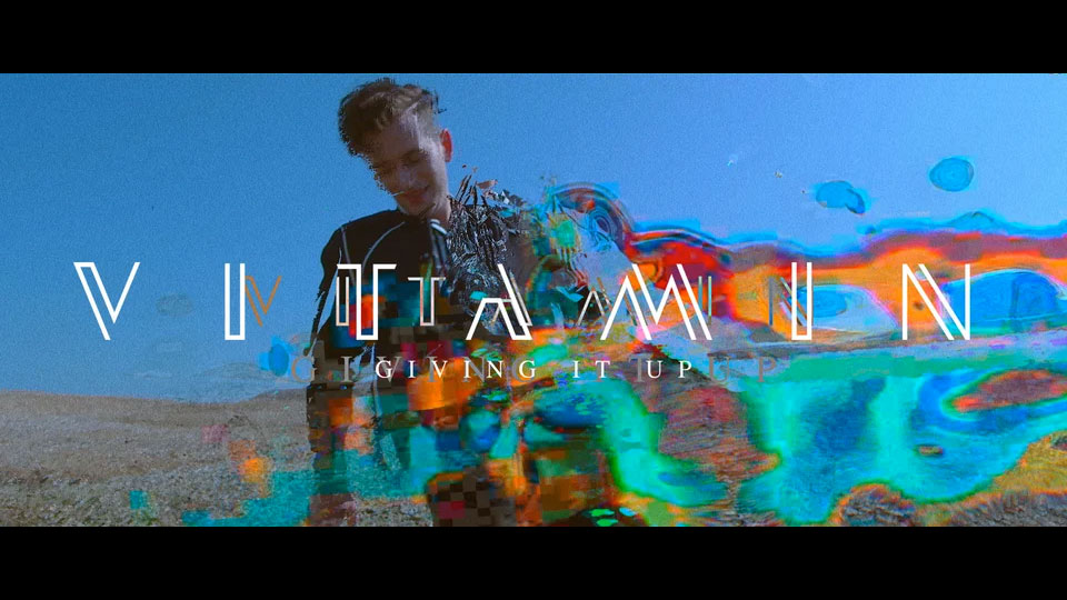 David Strindberg – VITAMIN – Giving It Up (3:34)