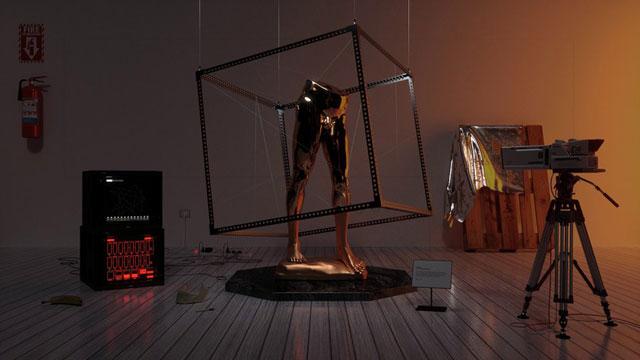 Device – MIRA Festival 2014 #Installation2 (0:29)