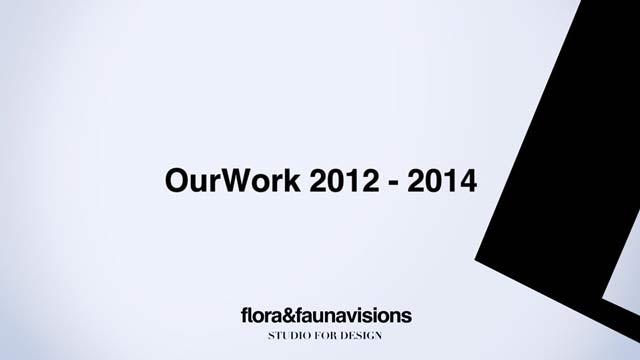 flora&faunavisions – flora&faunavisions Showreel 2012-2014 (5:25)