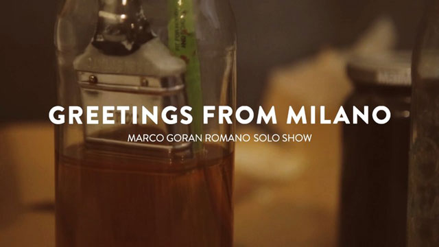 Goran x Vans – Greetings from Milano (0:58)