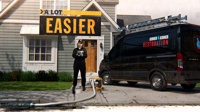 King and Country – Ford Transit