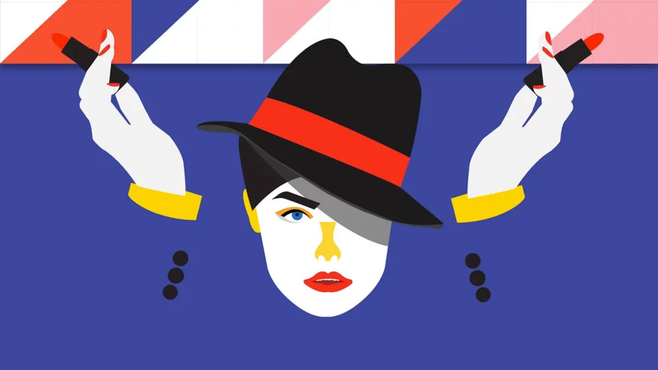 Dignity – Manifesto of Futurist Woman (1:08)