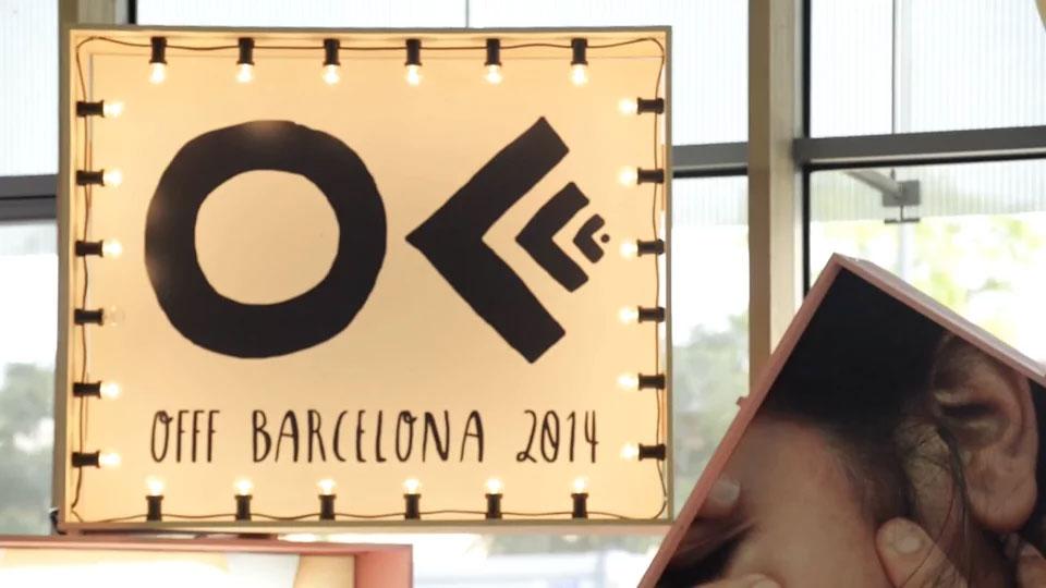 Fruit Jelly Films – OFFF Barcelona 2014 Experience (2:45)