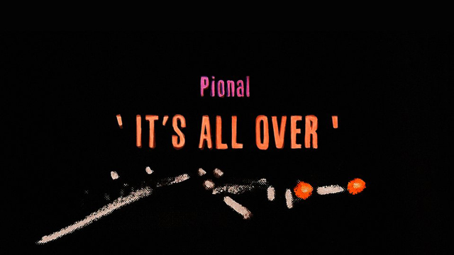 See You Soon – Pional - It's all over (4:21)