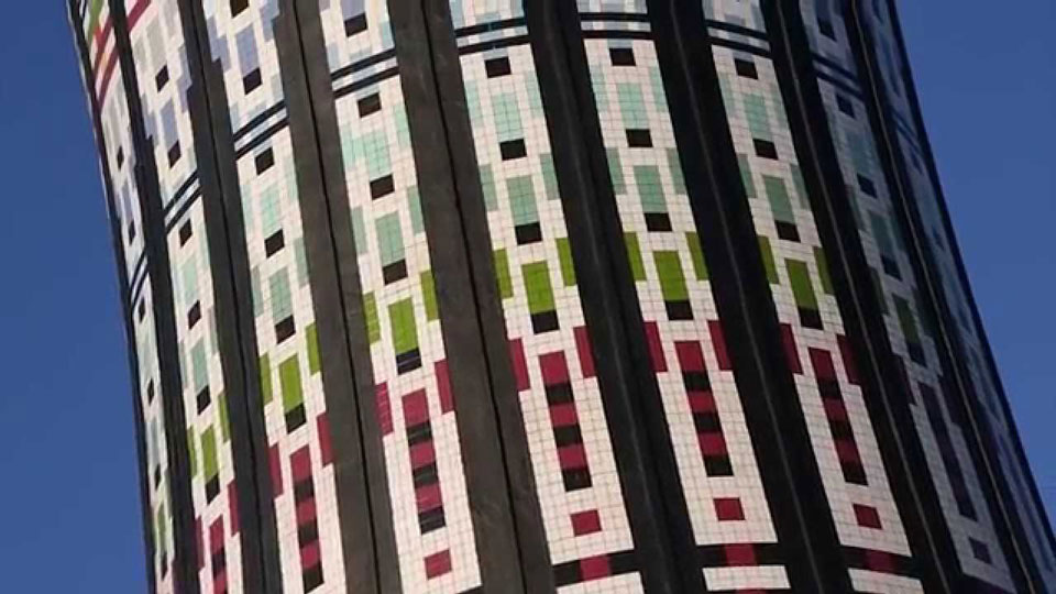 Studio Original Designers 6R5 Network – Torre Arcobaleno – Rainbow Tower (2:32)