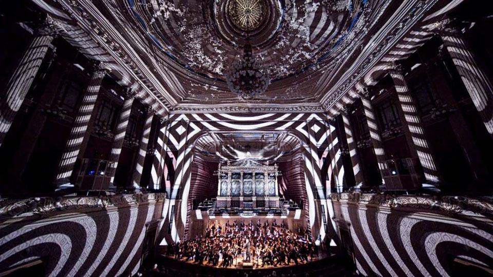The Macula – SIM/NEBULA Performance at Rudolfinum Music Auditorium, Prague (1:54)