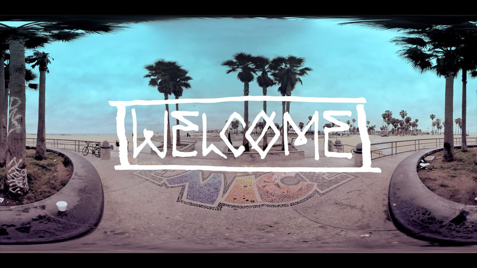 The Uprising Creative – Fort Minor – 'Welcome' Official Video (360 Version) (4:30)