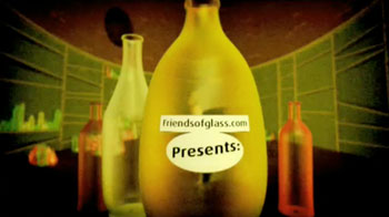 """Hank the Singing Bottle"" for friendsofglass.com by Finger Industries (1:46)"