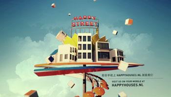 """Happy Street"" by +1 (0:30)"