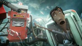 """Michelin """"Evil Gas Pump"""" by Psyop (0:30)"""