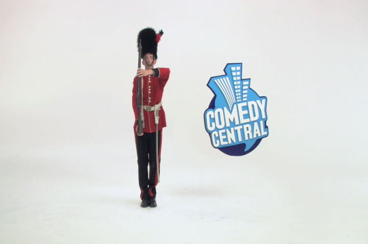 Comedy Central Channel Identity by KARMA for MTV Networks (2:25)