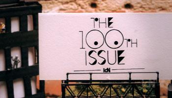 IdN 100th Issue Trailer (1:20)