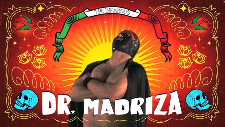 """Dr. Madriza"" by Juan Carlos Arenas (1:18)"