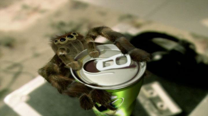 """V-Spider"" TVC by Cirkus (0:34)"