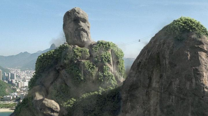 """Johnnie Walker """"Rock Giant"""" by Zohar Cinema (1:02)"""
