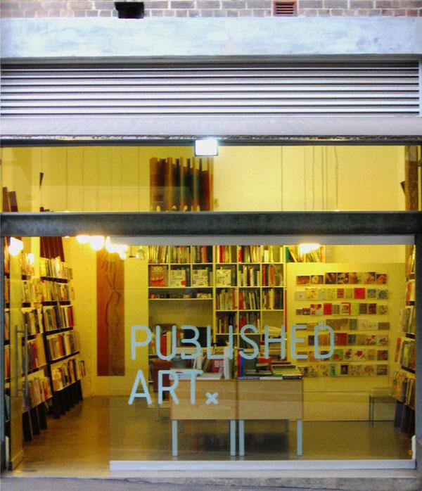 Published Art Bookshop