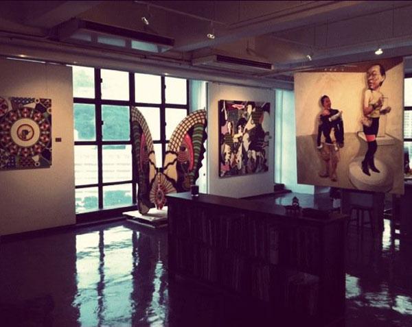 MADHOUSE contemporary – Chai Wan, Hong Kong