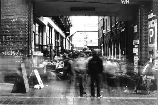 The Old Truman Brewery – Brick Lane, London