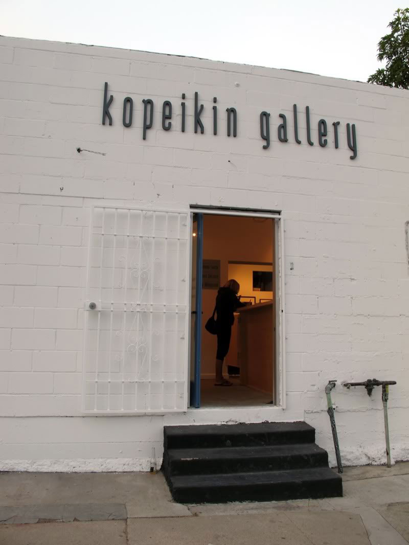 Kopeikin Gallery – Los Angeles, USA