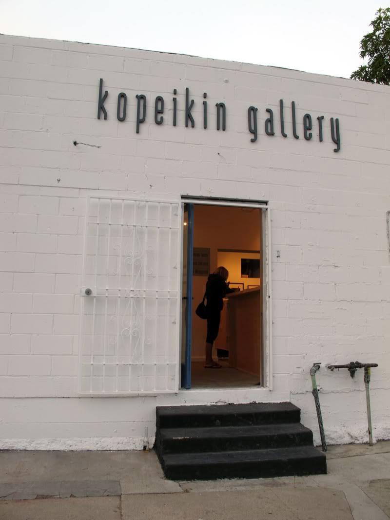 Kopeikin Gallery – Los Angeles, USA