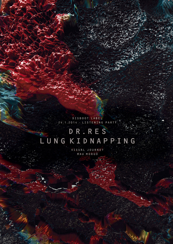 Lung Kidnapping by Mau Morgo Studio – Barcelona, Spain