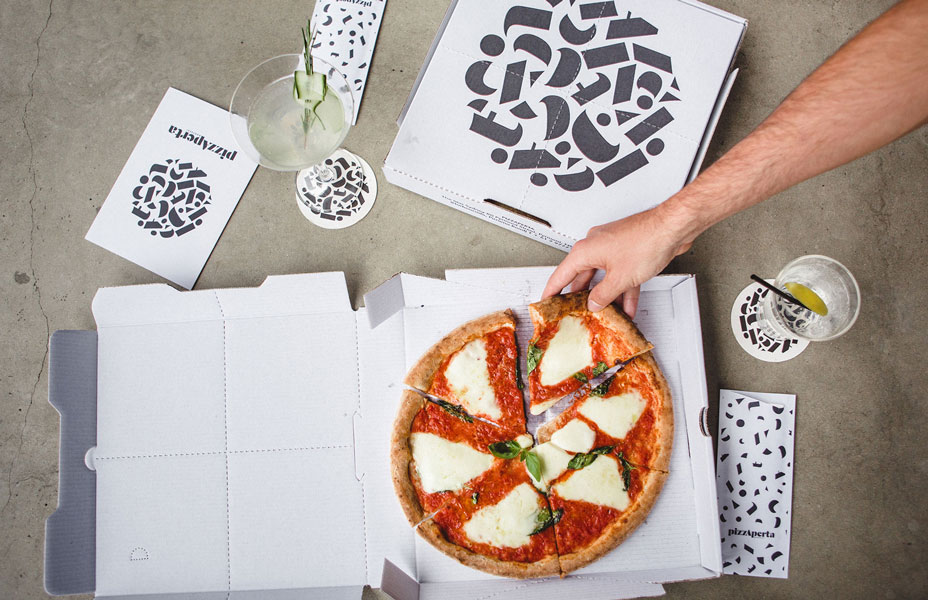 Frost*collective puts a spin on Manfredi's new pizza place – Sydney