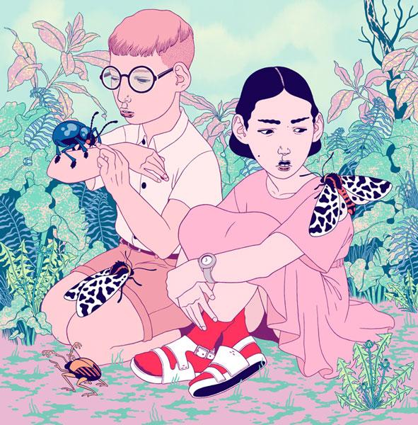 Illustrator Eero Lampinen – Helsinki, Finland