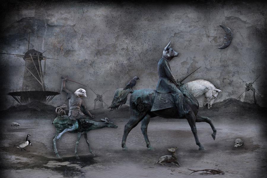 Marcin Owczarek – Don Quixote – Belgium