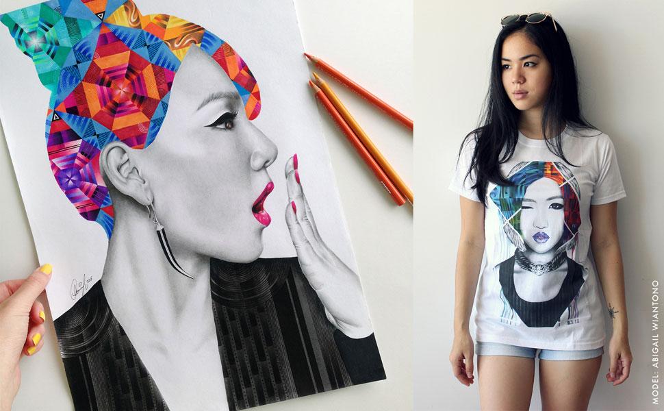 Monica Sutrisna – Artist/Designer – Melbourne, Australia