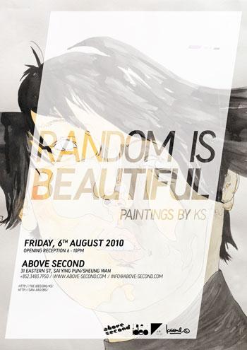 Random is Beautiful by KS