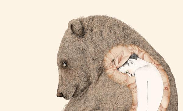 Emerging Illustrator: GABRIELLA BAROUCH (Jerusalem, Israel)
