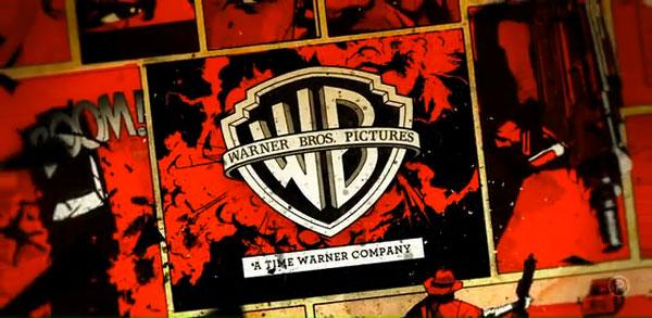 GIOVANNI BUCCI'S  new studio logos for WARNER BROS.