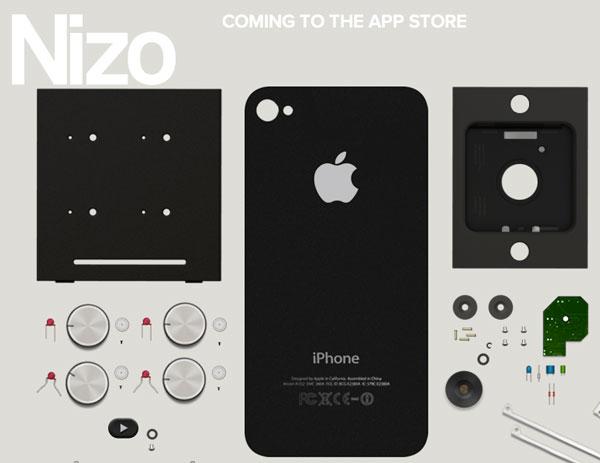 Image Mechanics newest camera iPhone App: NIZO