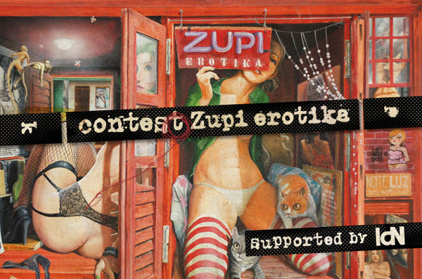 ZUPI EROTIKA submissions NOW OPEN