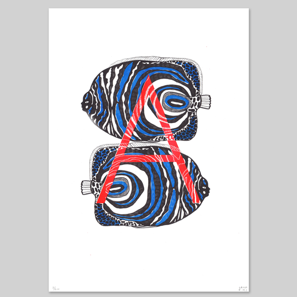 The Loop has a series of Loopy Prints!