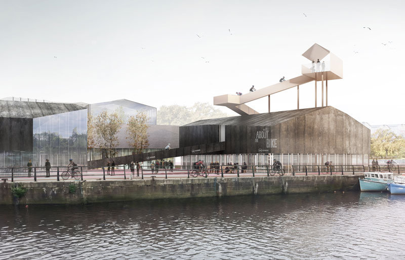 The Ascent of Malmo Quay, Ouseburn Valley: Re-inventing Newcastle landscape