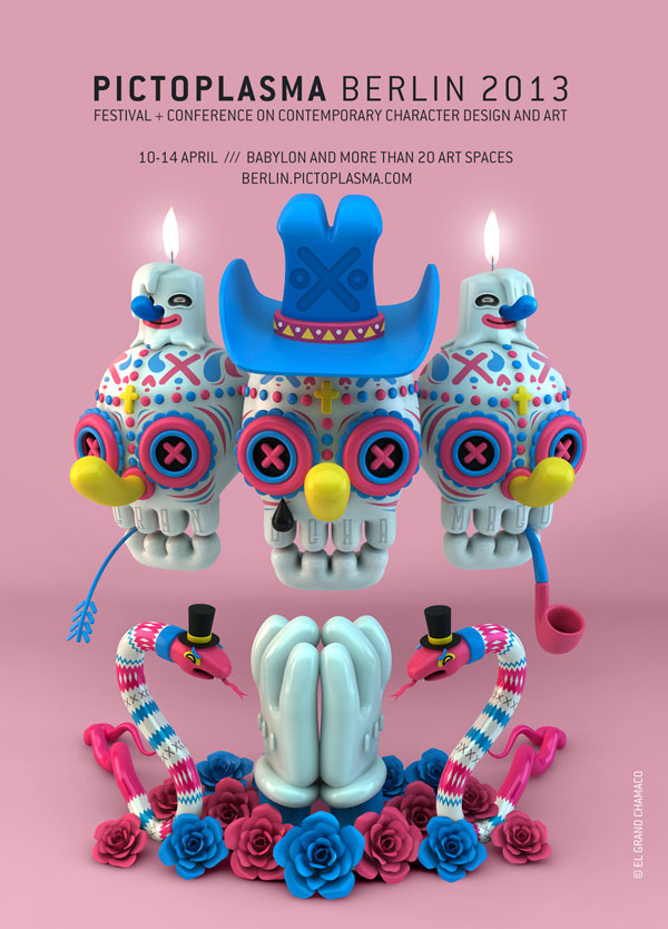 Pictoplasma 2013: Berlin (Berlin, Germany)