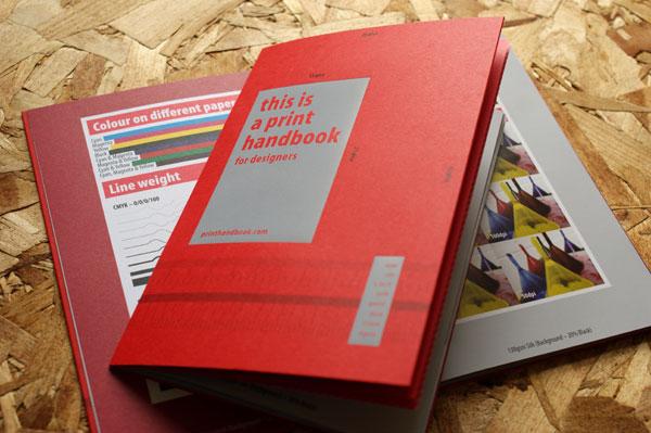 A Print Handbook for designers! – Warwickshire, UK