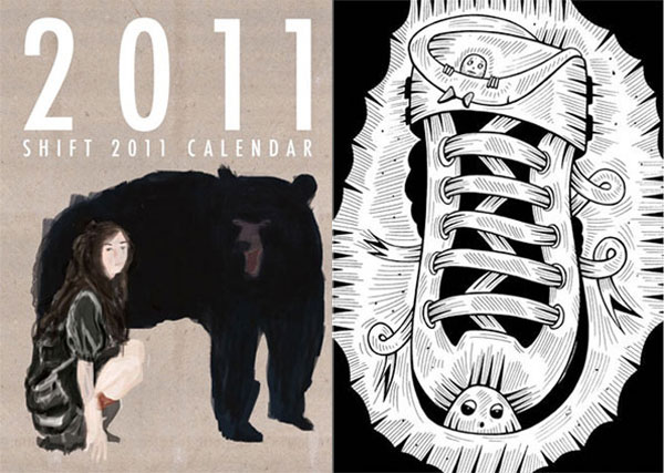 SHIFT 2012 Calendar Competition (Sapporo, Japan)