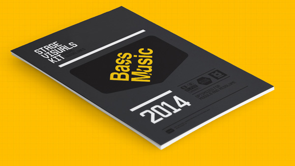 Bass Music – Stage Visuals Kit by Accent Creative (San Diego, USA)